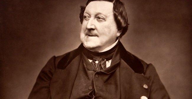 Rossini (c) Carjat