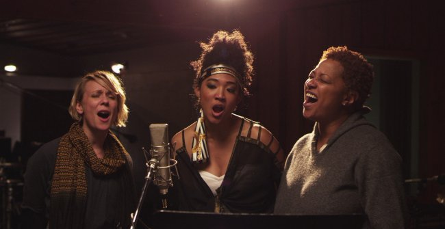 Twenty Feet From Stardom - Jo Lawry, Judith Hill, Lisa Fisch - crédit photo Graham