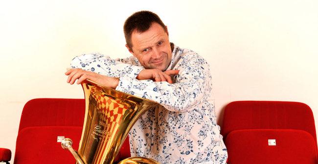 François Thuillier, masterclass tuba