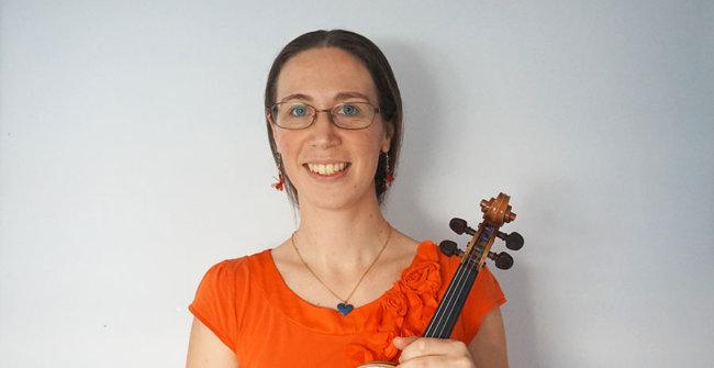 Florence Vogt - Coordinatrice cordes, violon