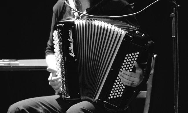 accordeoniste