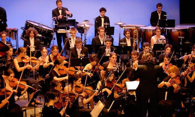 orchestre symphonique de l'ENM