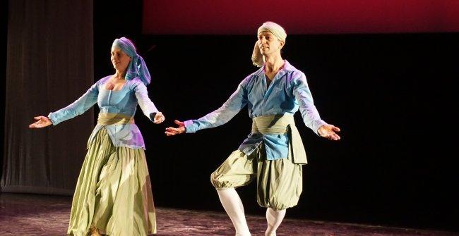 danses baroques