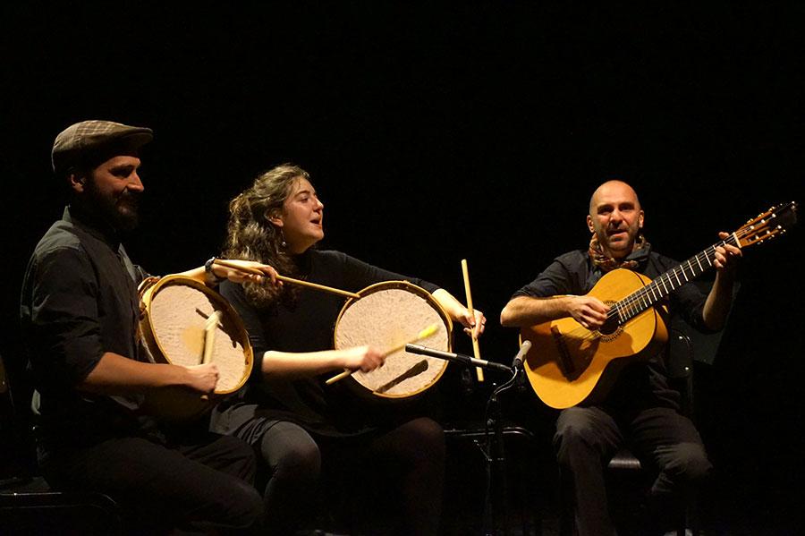 Musiques traditionnelles sudaméricaines