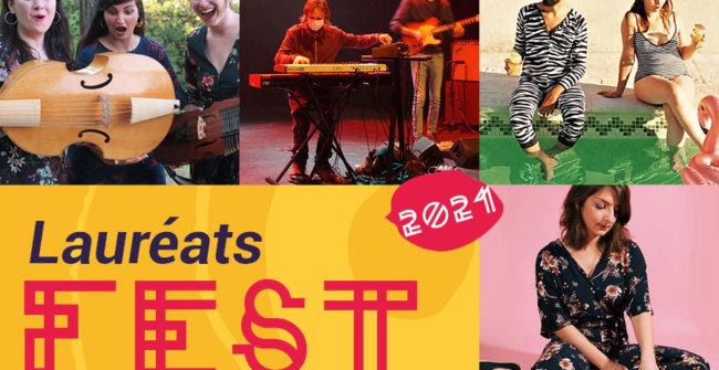 Lauréats Fest 2021