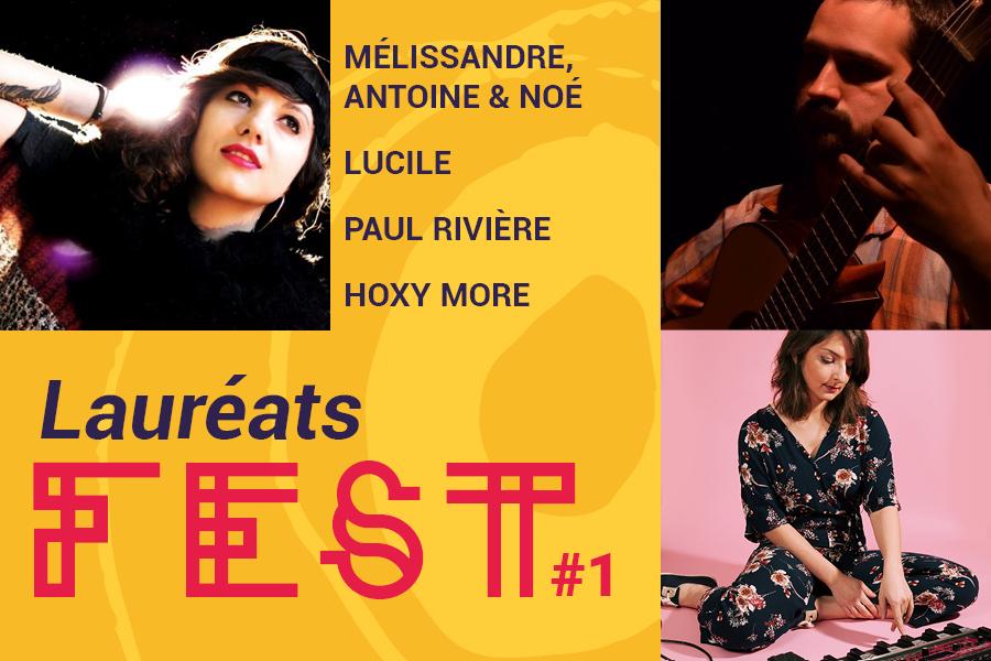 lauréats Fest 1