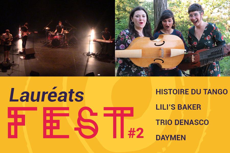 lauréats Fest 2